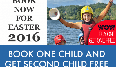 Easter Holiday 2016 Multi Activity Berkshire