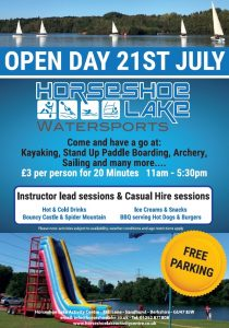 Horseshoe Lake Open Day