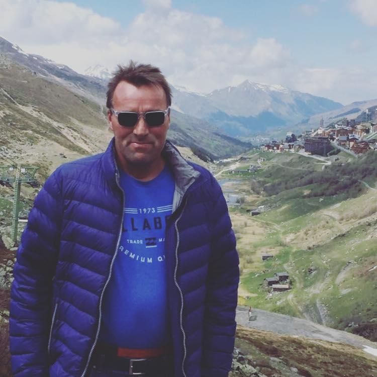 Carl Slater - Managing Director
