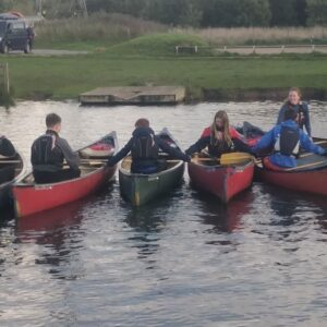 Discover Canoeing