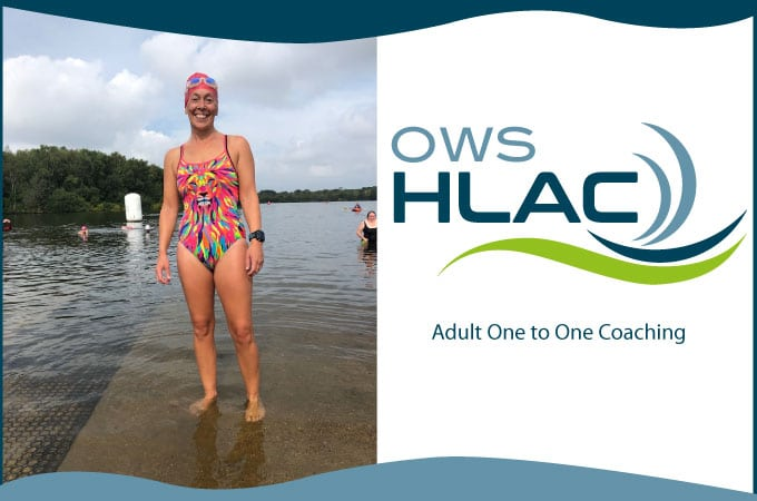 One to One Coaching Open Water Swimming
