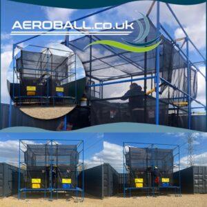 Aeroball UK at The Lake