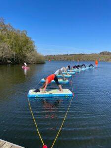 On Water Yoga
