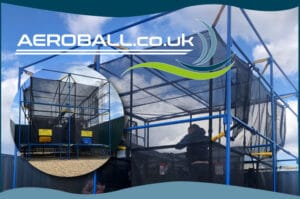 Ultimate Aeroball Birthday Party